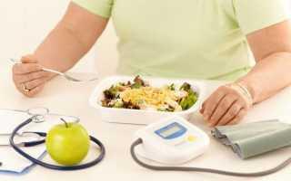 Лечебное питание столы таблица
