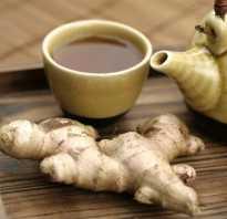Как заварить зеленый чай с имбирем