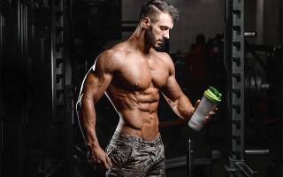 Правильное спортивное питание для роста мышц