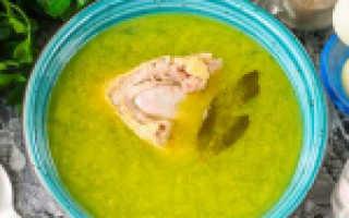 Сельдереевый суп рецепты