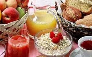 Легкие продукты для похудения