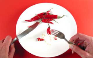 Лечебное питание при язвенной болезни желудка