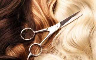 Можно ли подстригать себе волосы самой