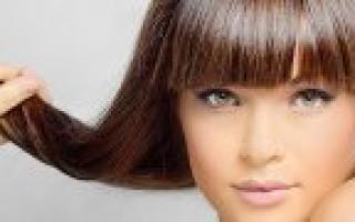 Витамины от выпадения волос у девушек