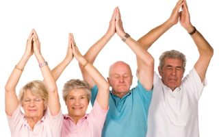 Йога для тех кому за 60