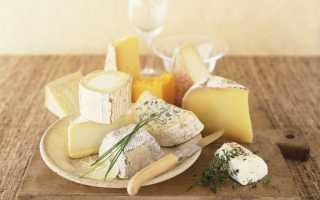 Можно ли сыр на ночь при диете