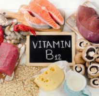 Витамин в12 для чего полезен женщинам