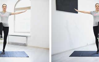 Полезная гимнастика для беременных