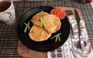 Морковные сырники рецепт