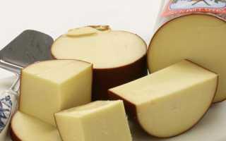 Колбасный сыр при диете