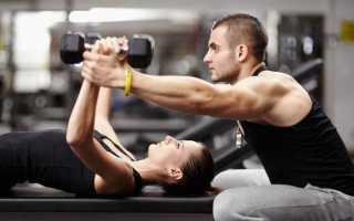 Какие бывают тренировки в тренажерном зале