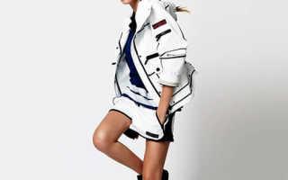 Полуспортивный стиль одежды для женщин