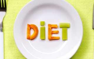 Похудеть за 30 дней диета