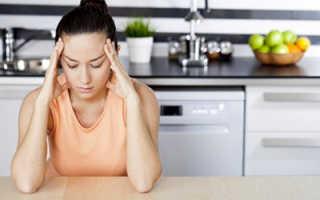 Диета при головной боли