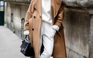 Одежда в стиле оверсайз
