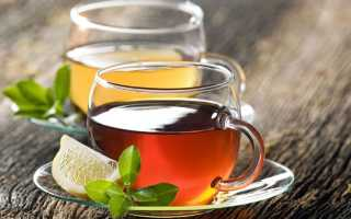 Чай ккал без сахара