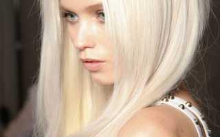 Чем закрасить желтые волосы