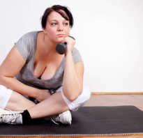 Быстрое похудение за месяц в домашних условиях