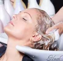 Мыть ли волосы шампунем после окрашивания