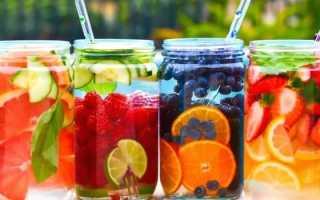 Детокс напитки в домашних условиях для похудения