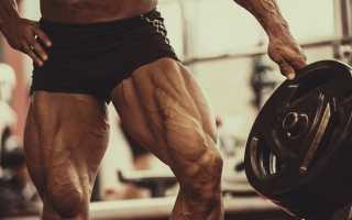 Самые эффективные упражнения на ноги