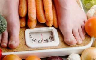 Очищающая диета для похудения на 7 дней