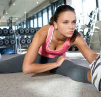 Упражнения на похудение в тренажерном зале