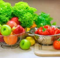 Какие продукты можно есть при