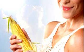 Кукурузная диета для похудения на 3 дня