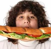Стадии ожирения у детей