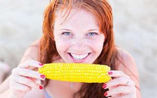Кукурузная диета отзывы