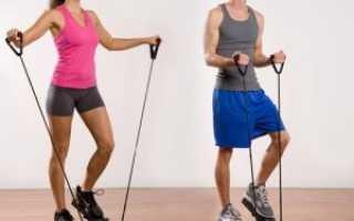 Тренажер степпер какие мышцы