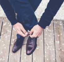Шнурки для обуви завязать