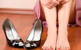 Что делать если обувь оказалась мала