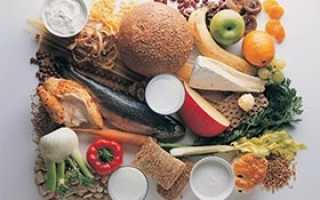 Обогащенные кальцием продукты