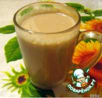 Чай с корнем имбиря рецепт
