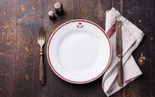 Суточное голодание как правильно