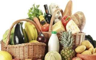 Продукты богатые магнием и витамином в6 таблица