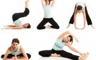 Калланетика основные упражнения