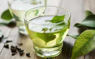 Зеленый чай выводит токсины из организма