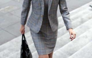 Одежда в деловом стиле